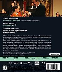 Sinfonie 4/Pelleas Und Melisande - Produktdetailbild 1