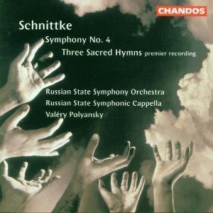 Sinfonie 4/Three Sacred Hymns, Polyansky, Sruss & Cappella
