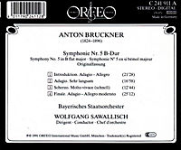 Sinfonie 5 B-Dur-Originalfassung - Produktdetailbild 1