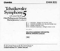 Sinfonie 5 E-moll Op.64 - Produktdetailbild 1
