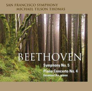 Sinfonie 5/Klavierkonzert 4, Ludwig van Beethoven