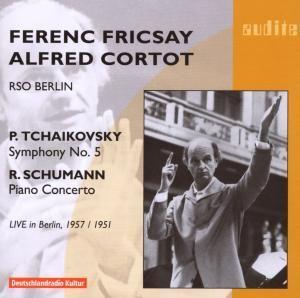 Sinfonie 5/Klavierkonzert A-Moll, A. Cortot, F. Fricsay, Rsob