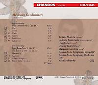 Sinfonie 5/missa Oecumenica - Produktdetailbild 1