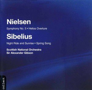 Sinfonie 5/spring Song, Gibson, Sno
