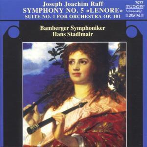 Sinfonie 5/Suite 1, Joseph J. Raff