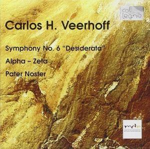 Sinfonie 6 Desiderata/+, Hager, Mdr So, Mdr Chor
