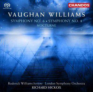 Sinfonie 6/sinfonie 8/+, Williams, Hickox, Lso