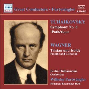 Sinfonie 6/Tristan Und Isolde (Prelude/Liebestod), Wilhelm Furtwängler, Bp