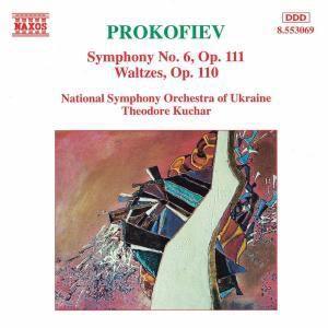 Sinfonie 6/Walzer Op.110, Theodore Kuchar, Ukso