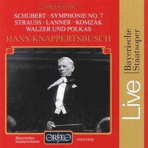 Sinfonie 7 H-Moll D 759/Walzer Und Polkas, Knappertsbusch, Bsom