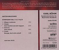 Sinfonie 7-Live 05.04.1977 - Produktdetailbild 1