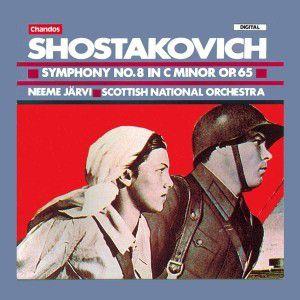 Sinfonie 8, Neeme Järvi, Sno