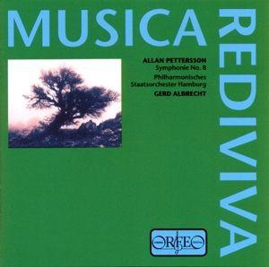 Sinfonie 8 (1968/69), Albrecht, Hp