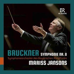 Sinfonie 8, Mariss Jansons, Br So
