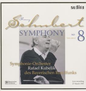 Sinfonie 8-Live Recording 27.03.1969 (Vinyl), Rafael Kubelik, Sinfonieorchester des Br