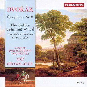 Sinfonie 8-the Golden Spinn, Belohlavek, Tp