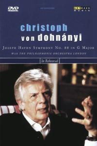 Sinfonie 88, Christoph Dohnanyi, Po London