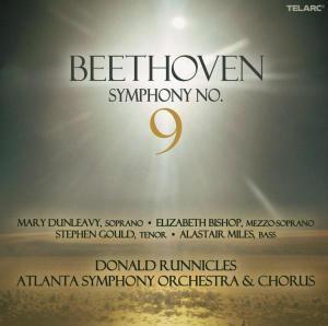 Sinfonie 9, Donald Runnicles, Atlanta Symphony Orchestra