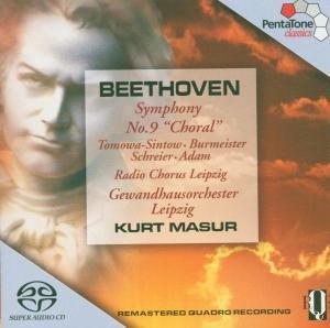 Sinfonie 9, K. Masur, Gol, Radiochor Leipzig