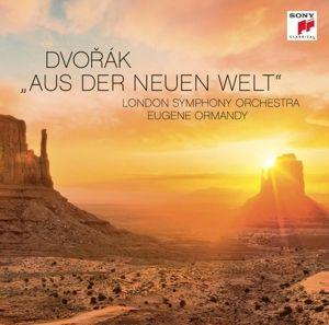 Sinfonie 9 Aus Der Neuen Welt, Antonin Dvorak