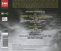 Sinfonie 9 & Cellokonzert - Produktdetailbild 1
