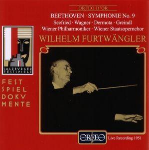 Sinfonie 9 D-Moll Op.125, Seefried, Wagner, Furtwängler, Wp
