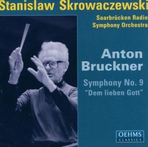 Sinfonie 9 Dem Lieben Gott, Skrowaczewski, S. Skrowaczewski, Rsosb, Rso Saarbruecken