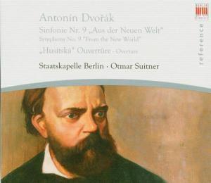 Sinfonie 9/husitska-ouvertüre, Otmar Suitner, Sb