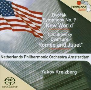 Sinfonie 9/Romeo & Julia, Yakov Kreizberg, Netherlands PO Amsterdam
