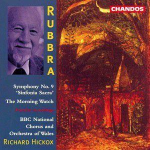Sinfonie 9/The Morning Watch, Dawson, Roberts, Hickox, Bbcw
