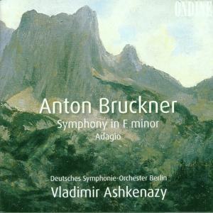 Sinfonie F-Moll (1863), Vladimir Ashkenazy, Dsob