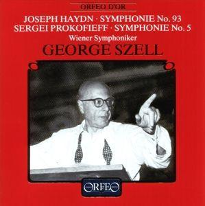 Sinfonie Hob.I,93/Sinfonie 5 Op.100, Szell, Wsy