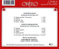 Sinfonie Hob.I,93/Sinfonie 5 Op.100 - Produktdetailbild 1