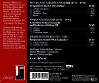 Sinfonie Kv 385/Doppelkonzert/Unvollendete - Produktdetailbild 1