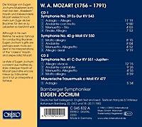 """Sinfonie KV 551 """"Jupiter""""/Maurische Trauermusik - Produktdetailbild 1"""