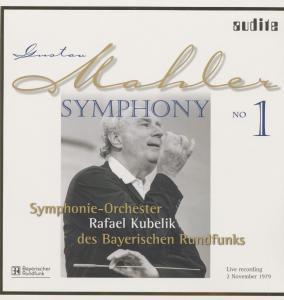 Sinfonie Nr-1-Live Recording 02.11.1979 (Vinyl), Rafael Kubelik, Sinfonieorchester des Br