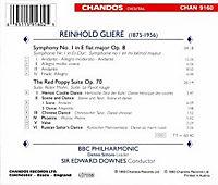 Sinfonie Nr. 1 Op.8 D-Dur - Produktdetailbild 1