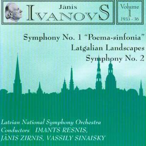Sinfonie Nr. 1 Poema-Sinfonia, Sinaisky, Resnis, Zirnis