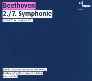 Sinfonie Nr. 2 & 7, Haydn Orch.Bozen Und Trient, G. Kuhn