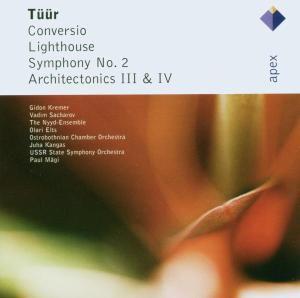 Sinfonie Nr.2/Lighthouse, Kremer, Deutsche Kammerphilharmie