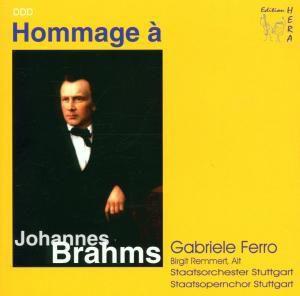 Sinfonie Nr. 2/raphsodie Op.53, Remmert, Ferro, Württ.staatsorch