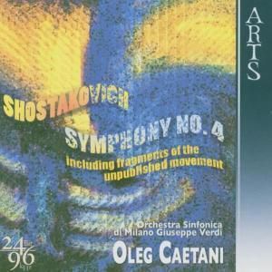 Sinfonie Nr. 4, Verdi So Milano, Oleg Caetani