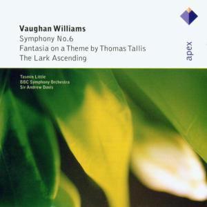 Sinfonie Nr. 6 & Lark Ascending, Tasmin Little, Andrew Davis, Bbcso
