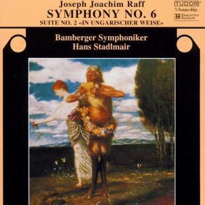 Sinfonie Nr. 6 & Suite Nr. 2, Bams