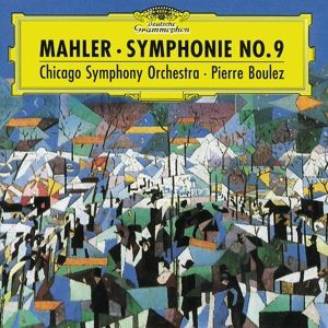 Sinfonie Nr. 9 D-dur, Pierre Boulez, Cso