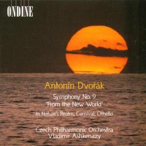Sinfonie Nro.9/Three Overtures, Czech Po, Ashkenazy