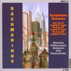 Sinfonien, Masurische Philharmonie