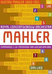 Sinfonien, Cgo (rco), Koninklijk Concertgebouworkest
