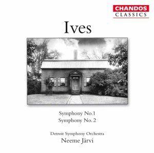 Sinfonien 1,2, Neeme Järvi, Dso