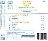 Sinfonien 1+2 - Produktdetailbild 1